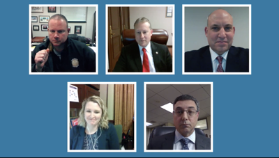 Tele Town-hall March. 2