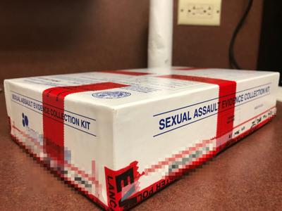How many untested rape kits are there in Lancaster County? [We the People report]