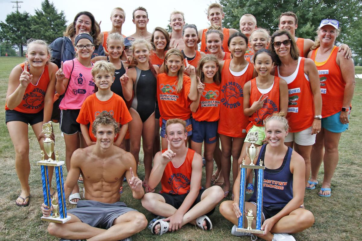 Adamstown Wins 4th Lancaster Summer Swim League Title In A Row