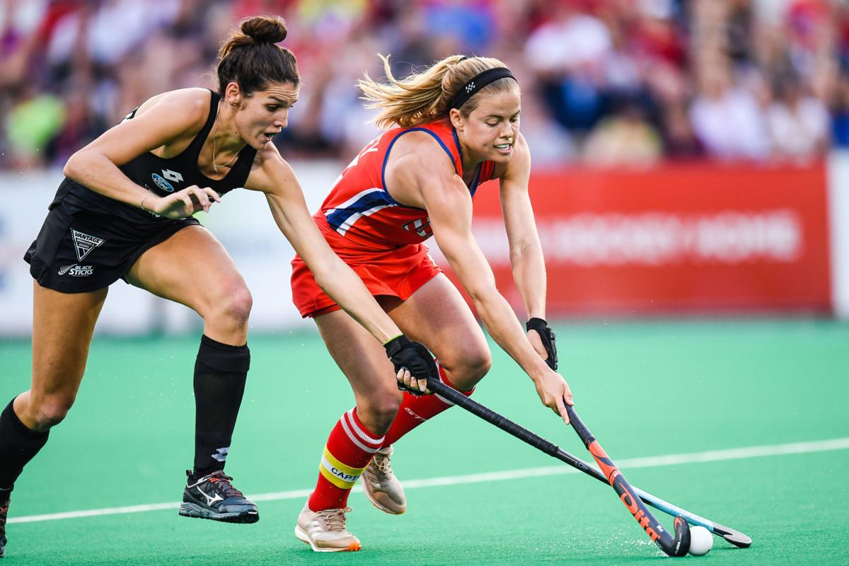 New Zealand Shuts Out Usa Field Hockey 3 0 In Fih Pro League