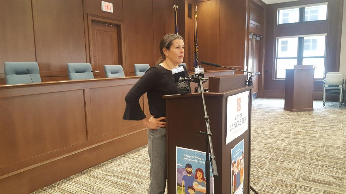 Danene Sorace press conference June 1, 2020