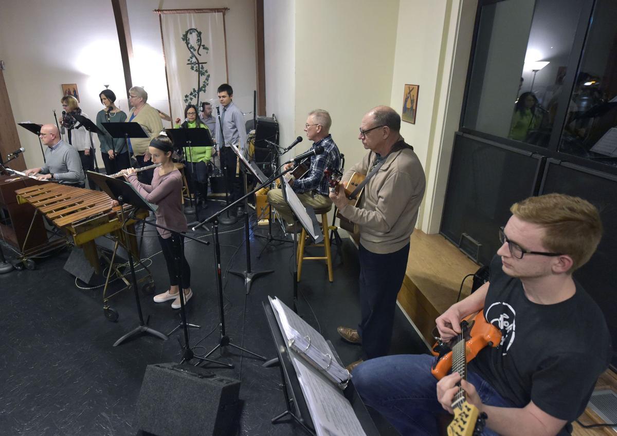 St. Edwards Praise Band