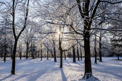 Snow in Lancaster 0108020