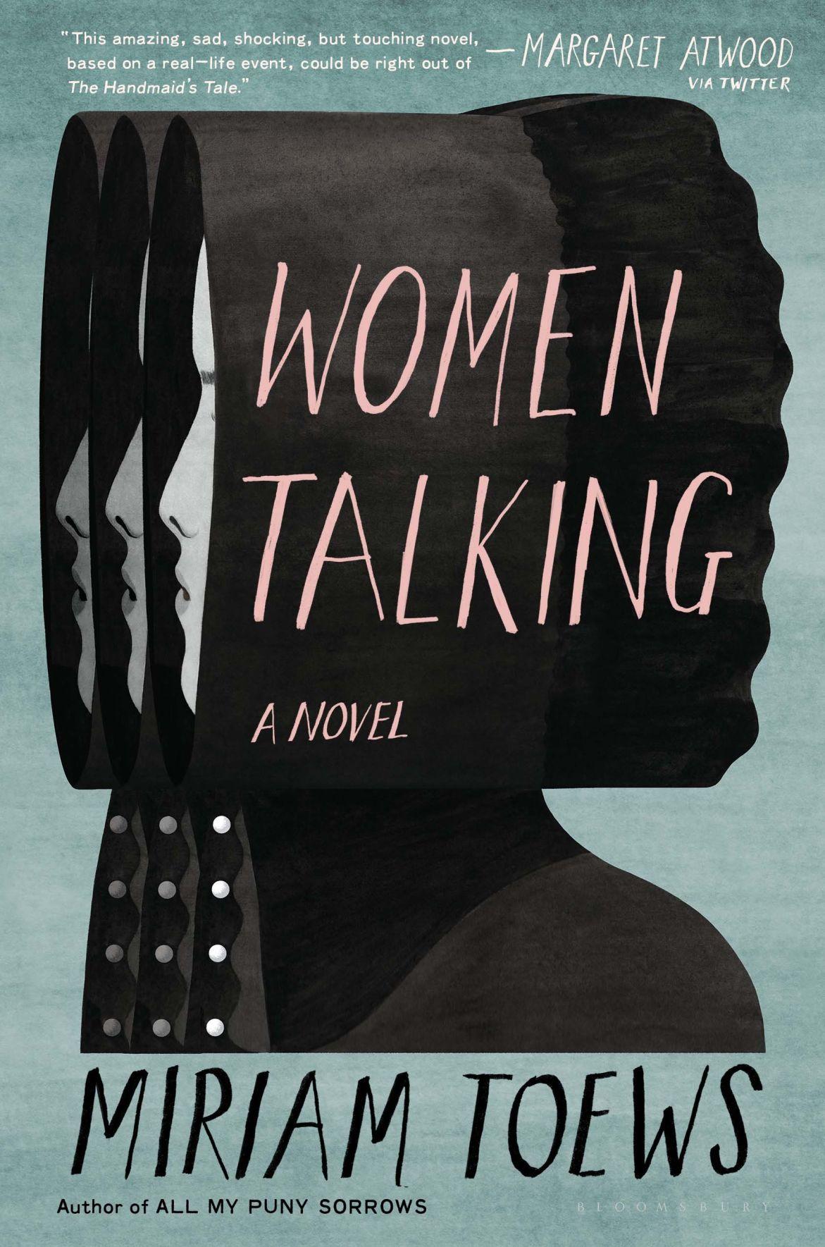 Women Talking book cover