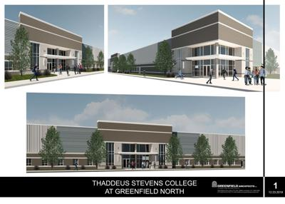 Thaddeus Stevens Transportation Center