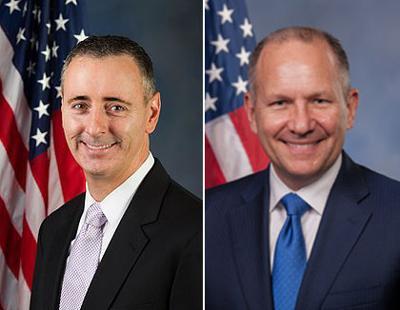 Rep. Lloyd Smucker and Rep. Brian Fitzpatrick