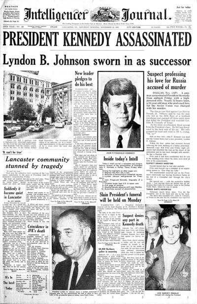 front page 1963