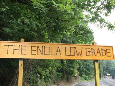 Pictures: Manor Township's new 5.25-mile Enola Low Grade Trail
