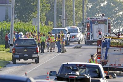 route 322 accident