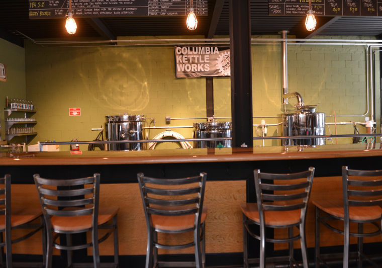 Columbia Kettle Works 7