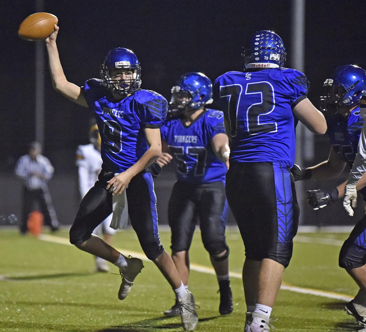 Lampeter-Strasburg vs Elco-District 3 4A Playoff
