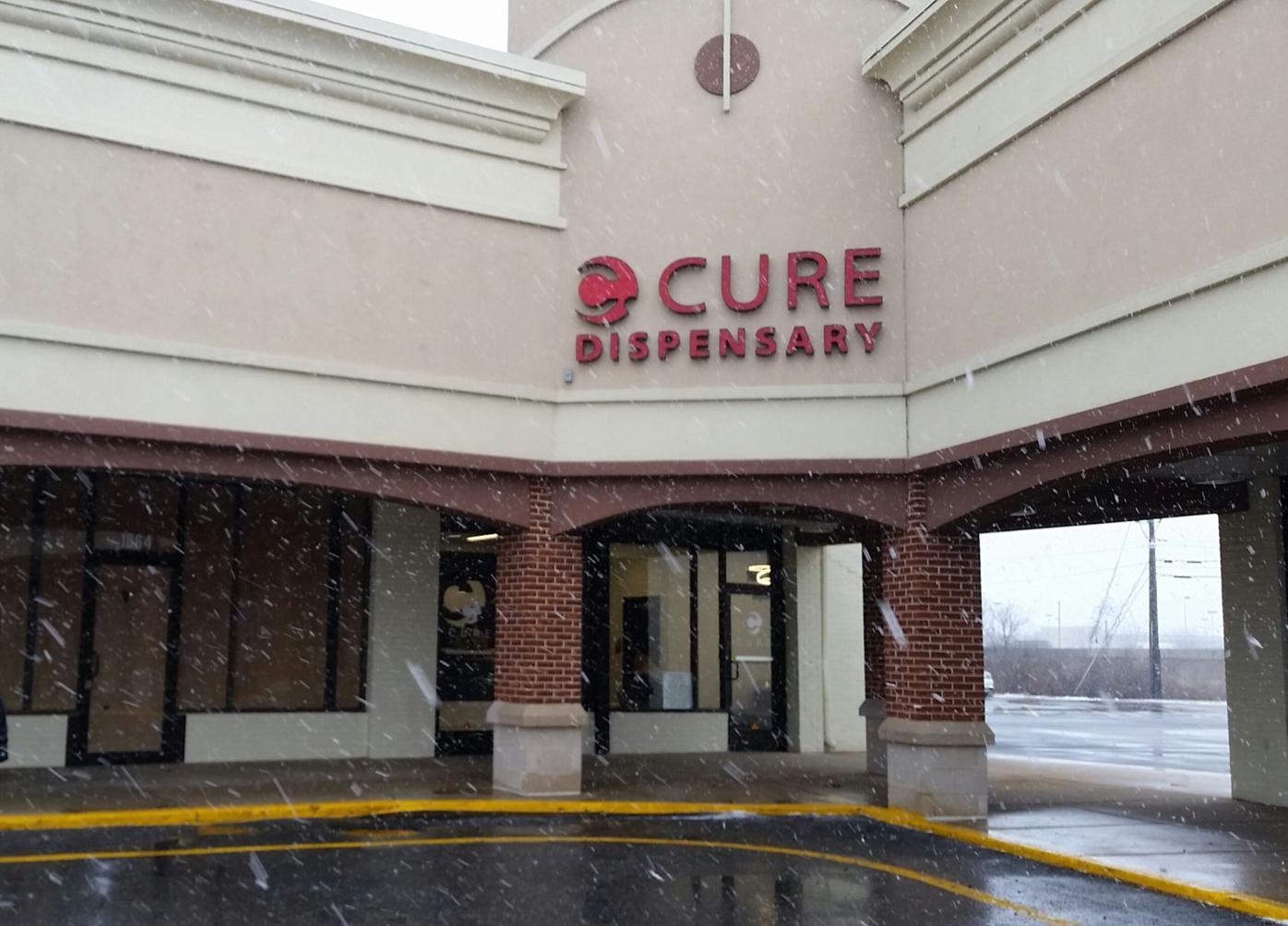 medical marijuana dispensary Cure Pennsylvania