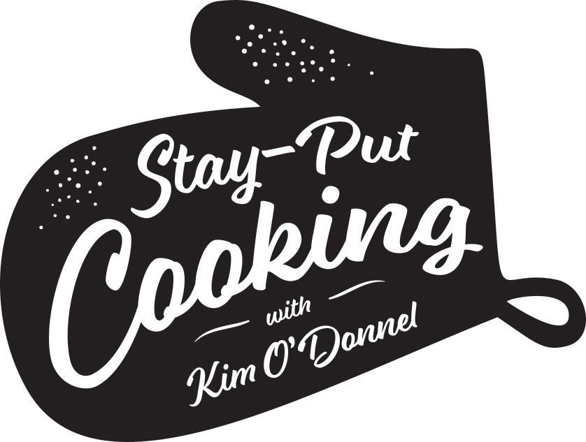 Stay-put cooking logo