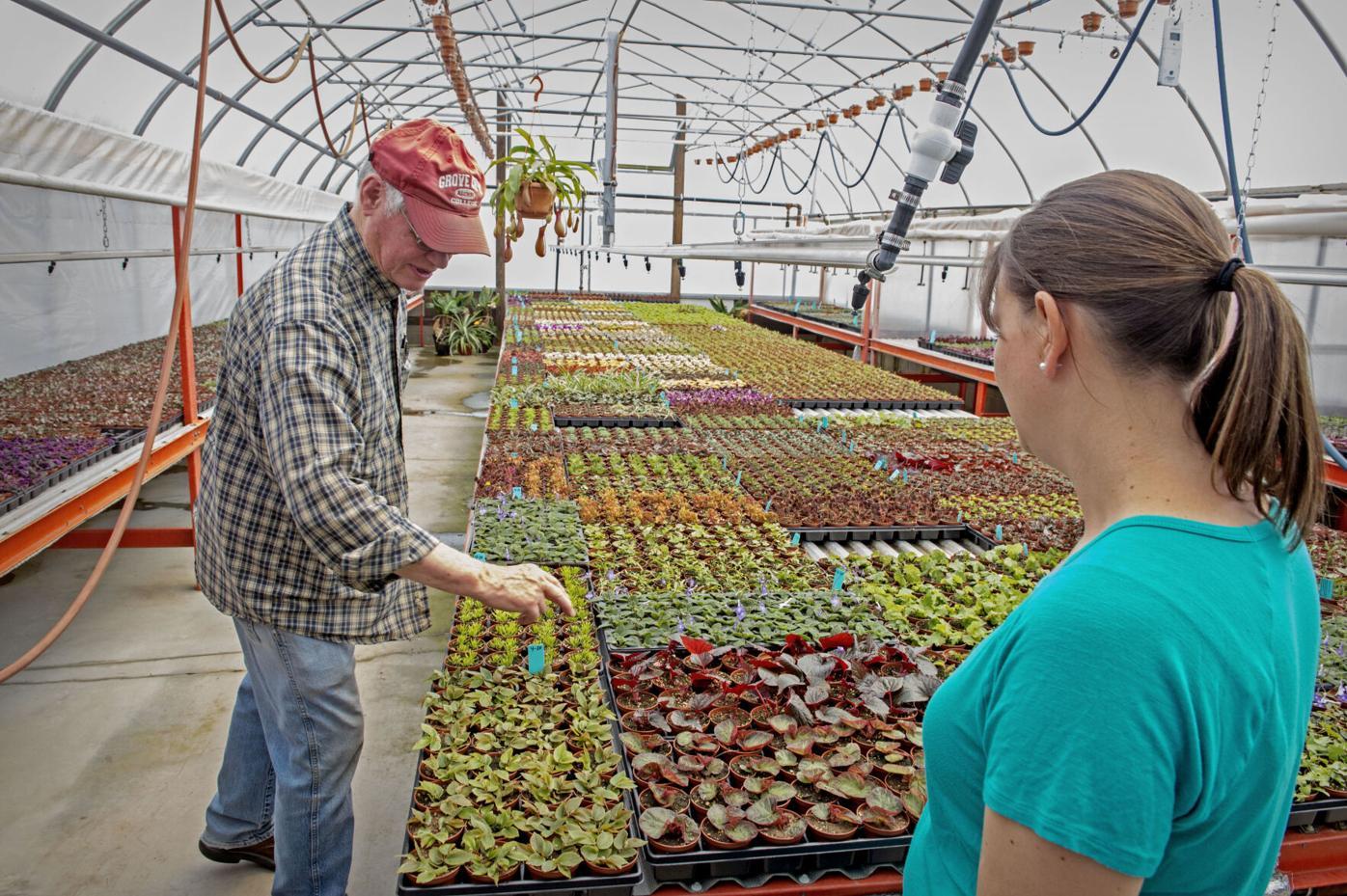 Gary's Specialty Plants