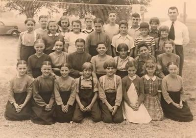 Leacock Township Secondary School 1950