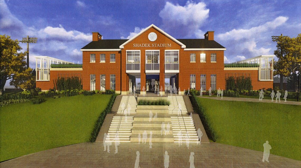 Plans for $16M Franklin & Marshall stadium approved by city Historical Commission | Local News ...