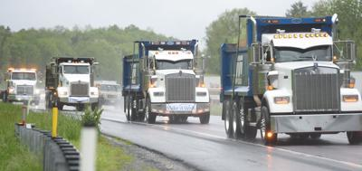New route for Make-A-Wish Mother's Day convoy offers promise