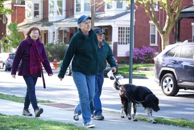 Downtowners Walking Group