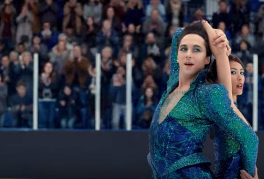 Johnny Weir on 'Spinning Out'