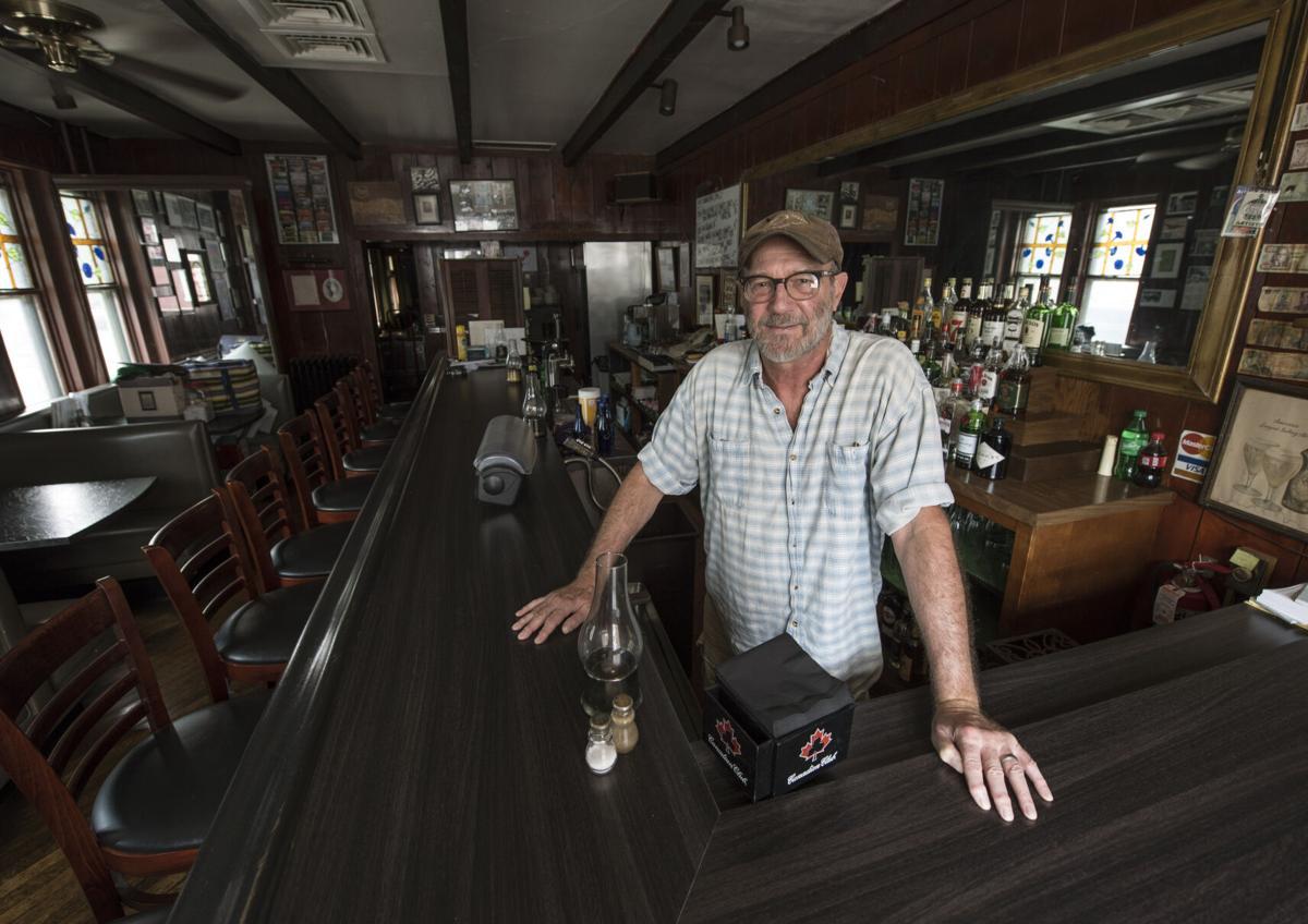 Jethro's Owner Bob Esbenshade