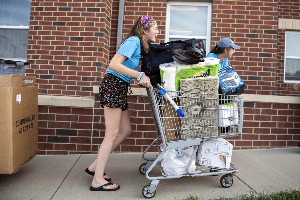 Millersville Move in