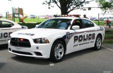 East Hempfield Township police car logo