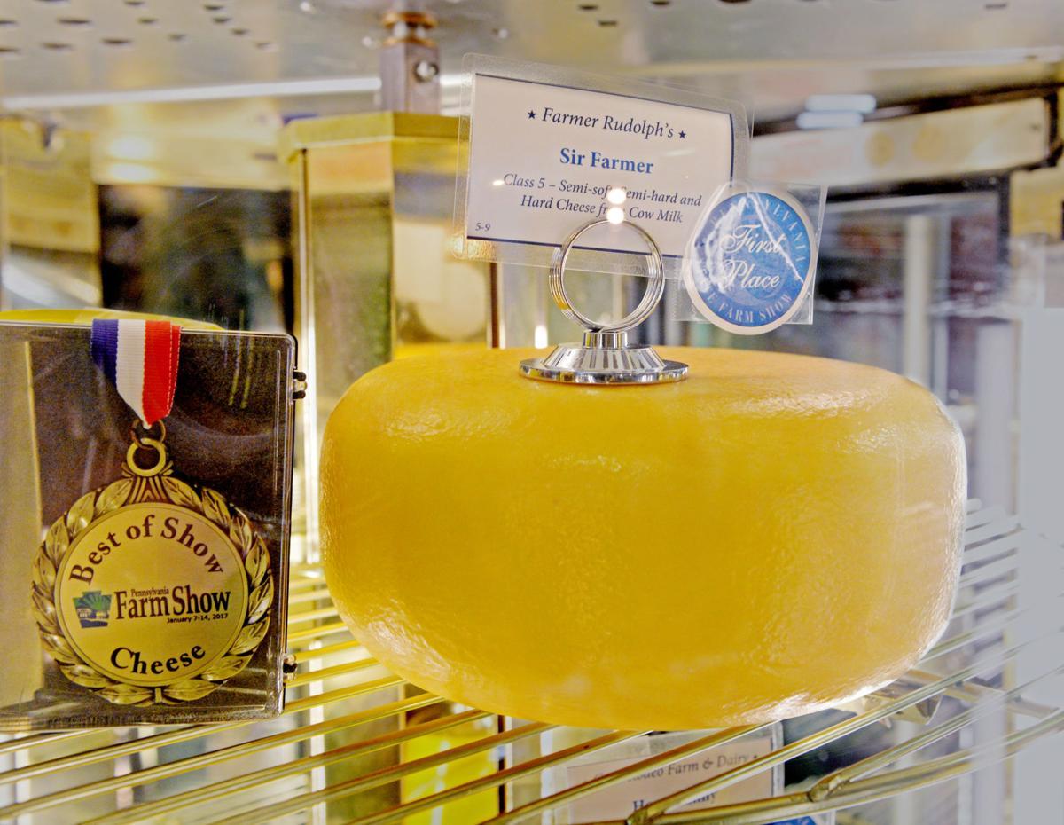 Farm Show cheese