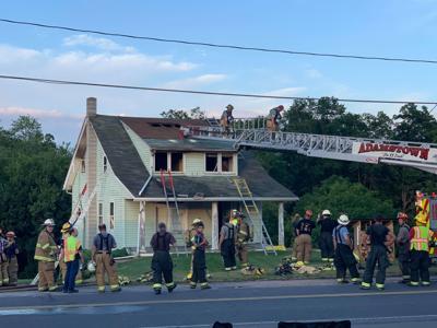 Brecknock Township Fire