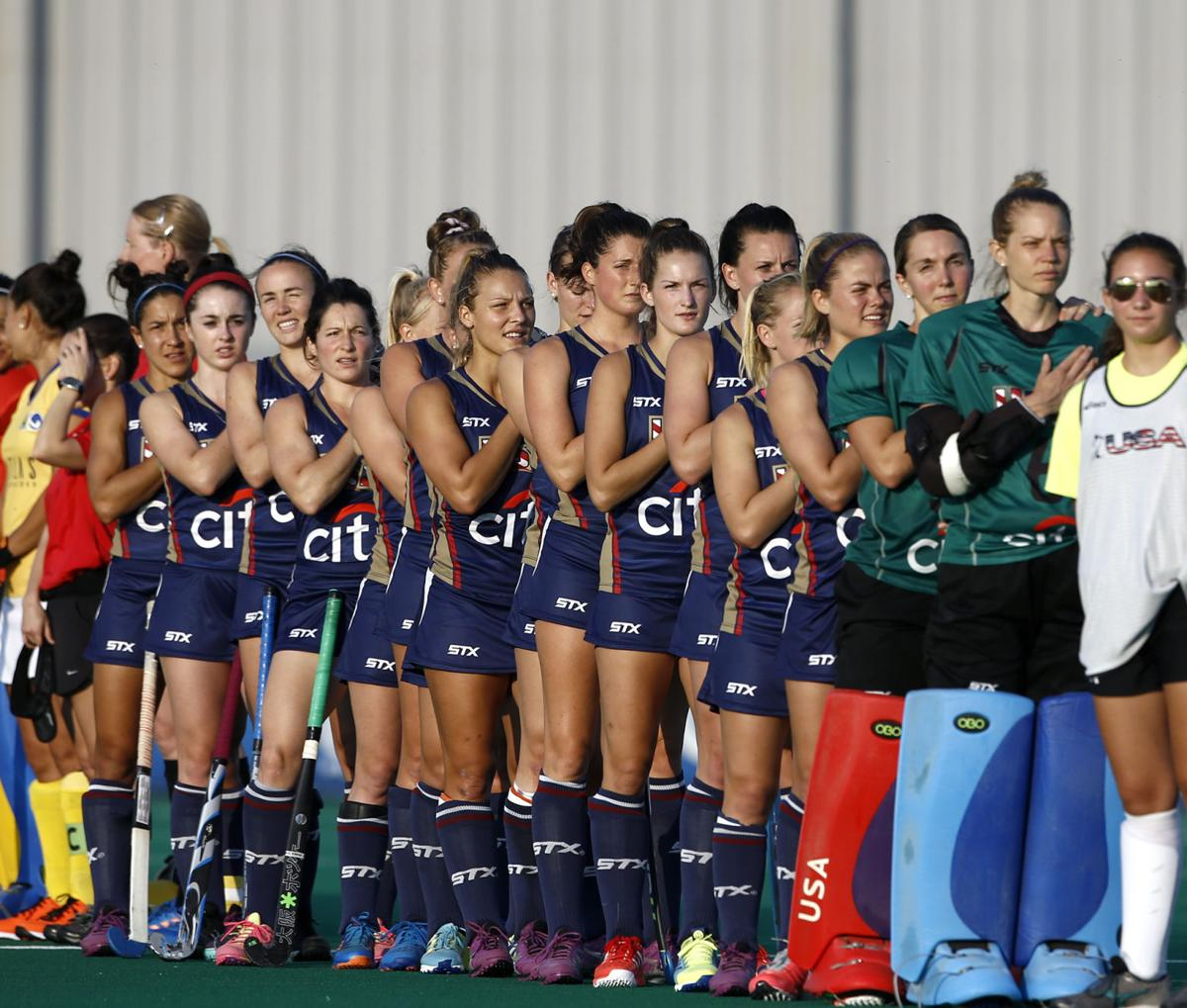 USA Field Hockey on the move in latest FIH men's and women's