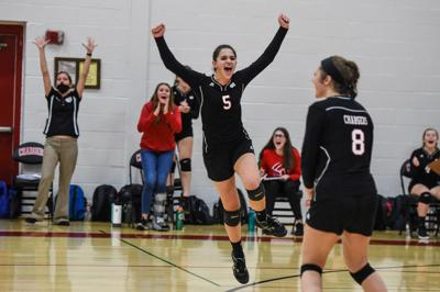 2020 District 3 1A Girls Volleyball Championship