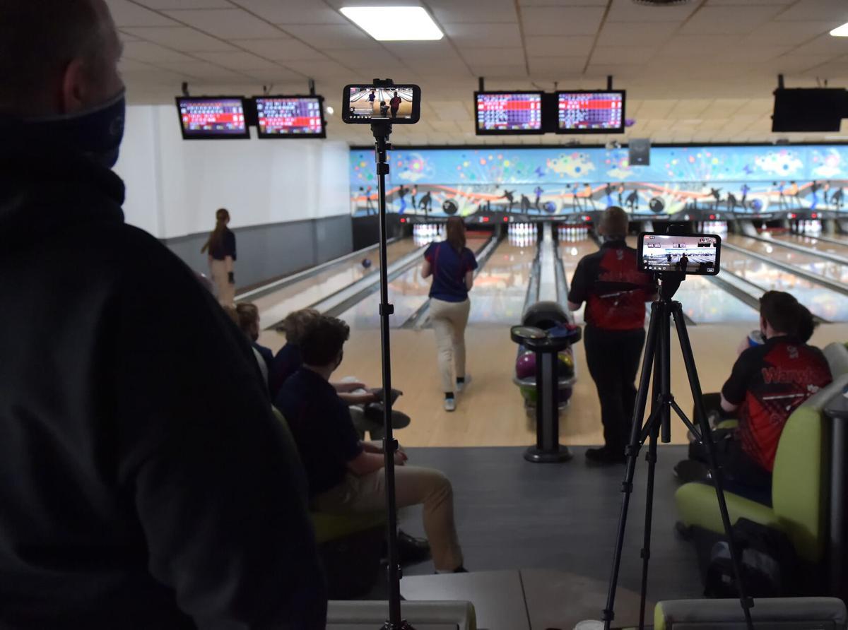 Warwick vs Conestoga Valley/Cocalico vs Lampeter-Strasburg-LL Bowling