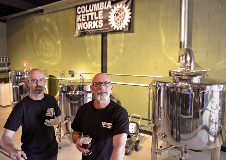 Columbia Kettle Works 8