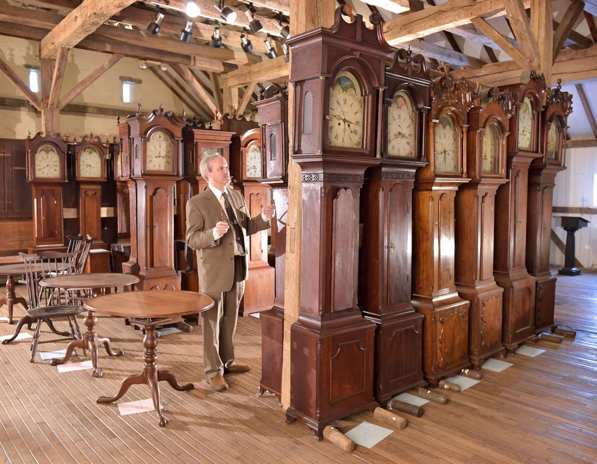 bachelor scholar leaves 112 clocks and a 9 7 million