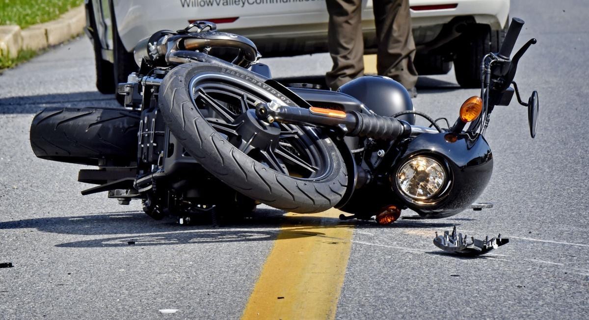 Willow Street Motorcycle Wreck