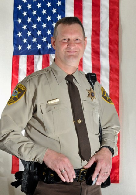 Deputy sheriff back on the job