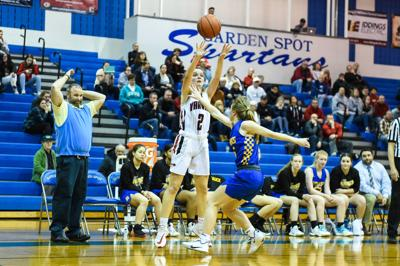 2020 L-L League Girls Basketball Play-in Game