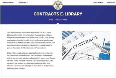 Contracts E-Library