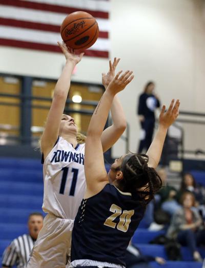 Manheim Twp. vs Penn Manor-LL Girls Basketball