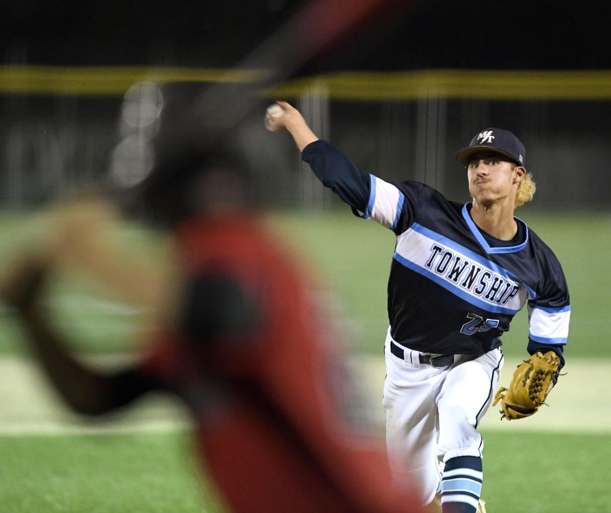 Hempfield vs Manheim Twp.-District 3 6A Baseball semifinal