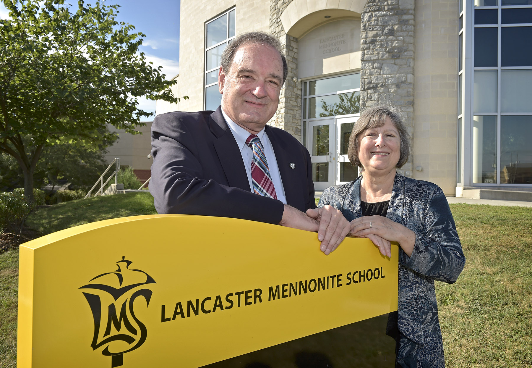 As It Enters Its 75th Year Lancaster Mennonite School Has Undergone Dramatic Changes But Has Remained True To Its Core Mission Faith Values Lancasteronline Com