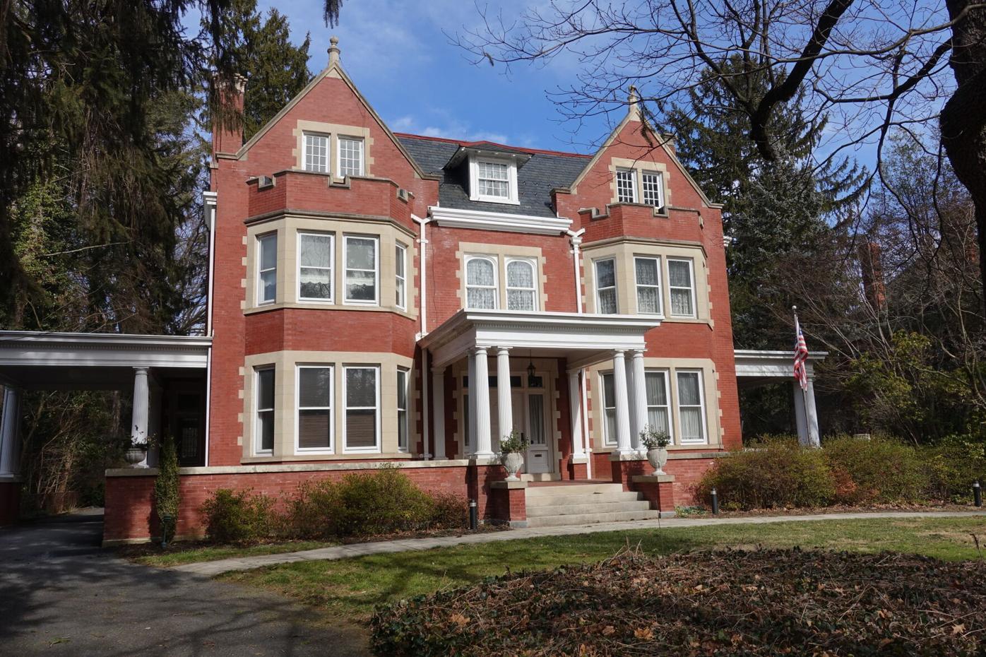 J. Calvin Shutte residence on Marietta Avenue -- Edwardian 1