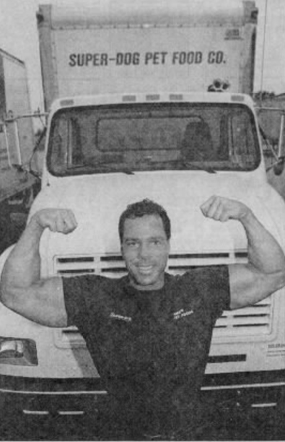 Brandon Ehrhart 1995