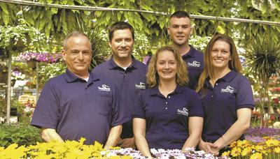 Stauffers garden team