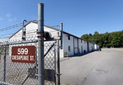 Former National Guard Armory on Chesapeake Street, Lancaster