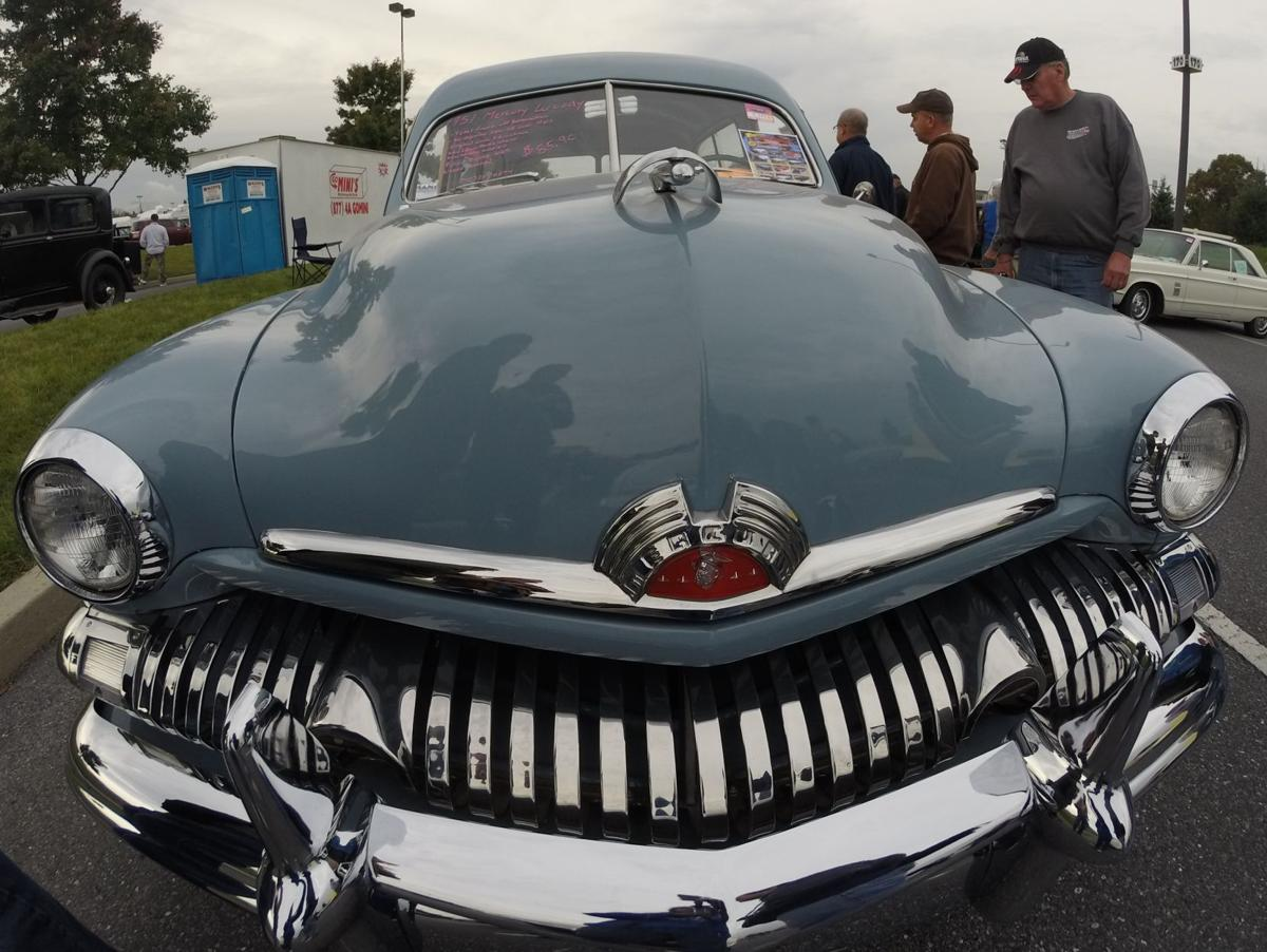 Antique Cars By The Thousands In Hershey During Eastern Division - Antique car show hershey pa 2018