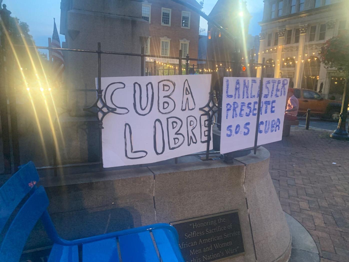 07-11 cuban demonstration