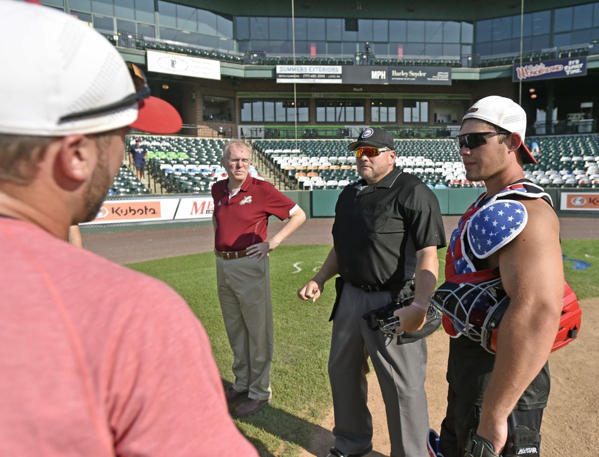 Auto Ball Strike System-Atlantic League Baseball