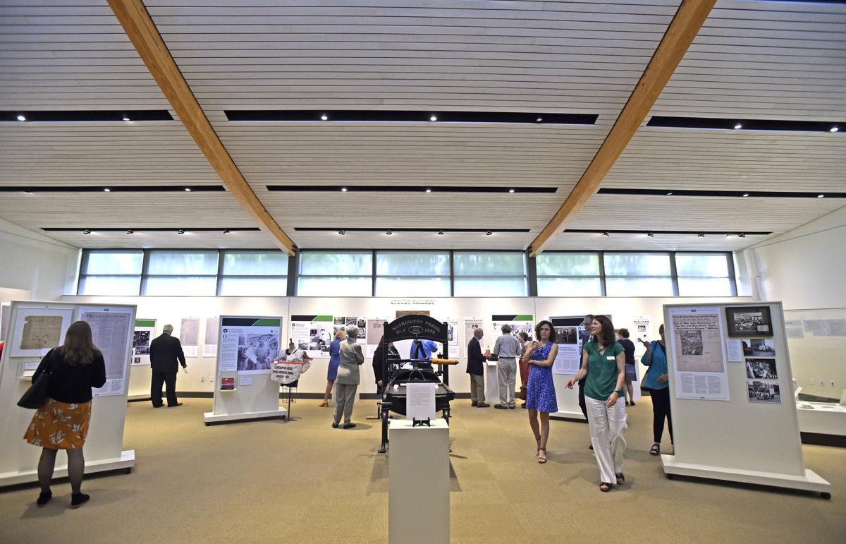 LNP 225th Exhibit at LancasterHistory