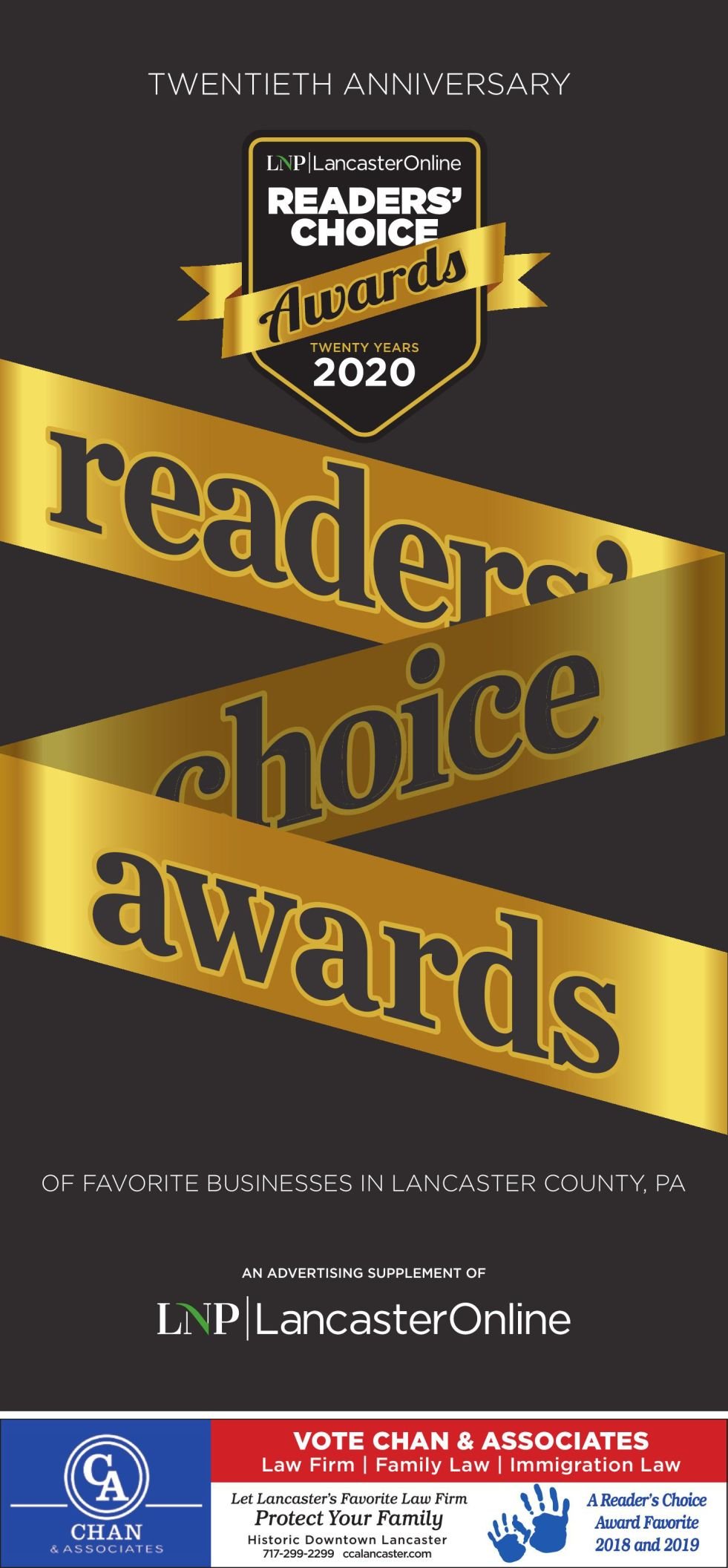 Readers' Choice Awards 2020 Preview