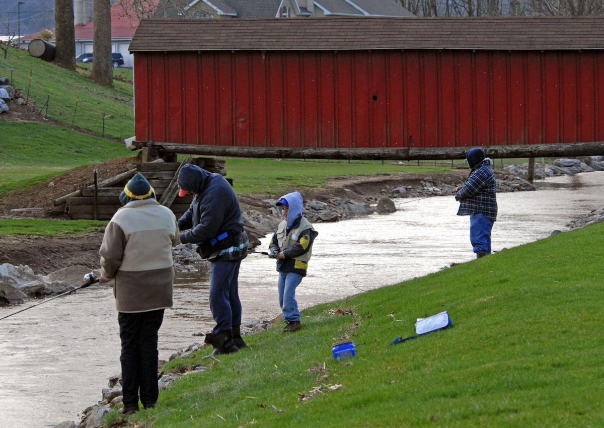 Pennsylvania trout stocking schedules released outdoors for Pa fish stocking